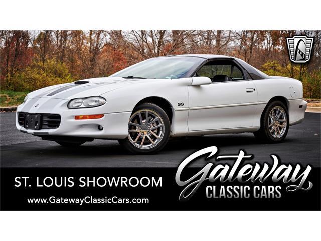 2002 Chevrolet Camaro (CC-1509481) for sale in O'Fallon, Illinois