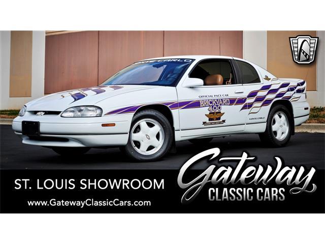 1995 Chevrolet Monte Carlo (CC-1509482) for sale in O'Fallon, Illinois