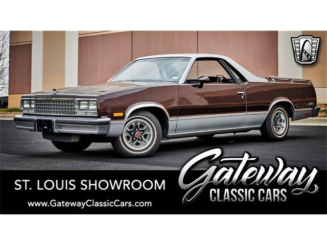 1985 Chevrolet El Camino (CC-1509483) for sale in O'Fallon, Illinois