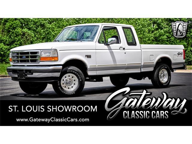 1996 Ford F150 (CC-1509491) for sale in O'Fallon, Illinois