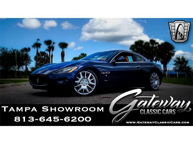 2009 Maserati GranTurismo (CC-1509496) for sale in O'Fallon, Illinois