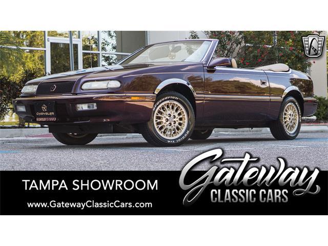 1993 Chrysler LeBaron (CC-1509505) for sale in O'Fallon, Illinois