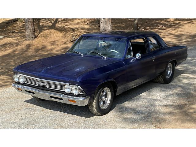 1966 Chevrolet Chevelle (CC-1509515) for sale in Placerville, California