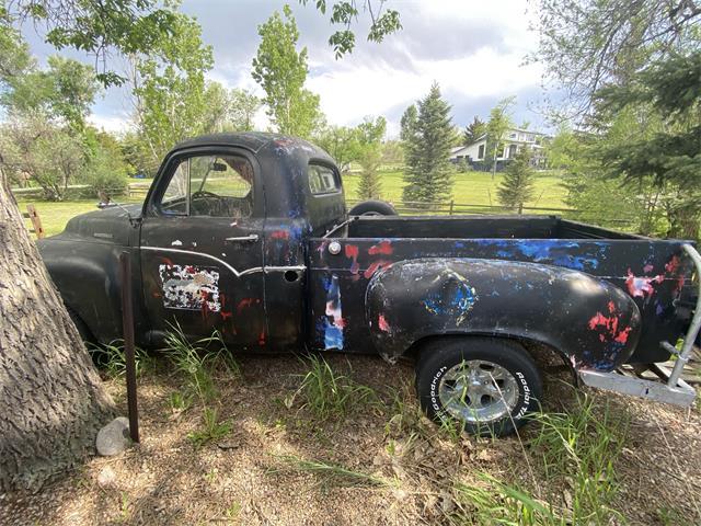 1949 Studebaker Truck (CC-1509518) for sale in Boulder, Colorado