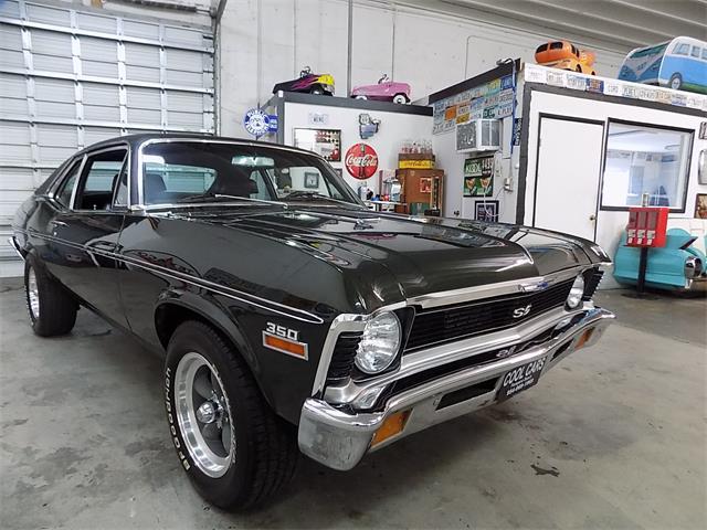 1971 Chevrolet Nova (CC-1509520) for sale in Pompano Beach, Florida