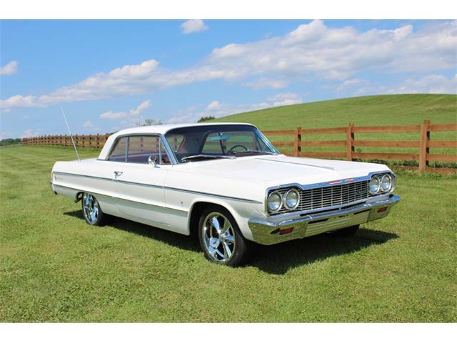 1964 Chevrolet Impala (CC-1509527) for sale in Belmont, Ohio