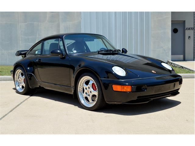 1994 Porsche 911 Turbo S (CC-1509534) for sale in Houston, TX - Texas