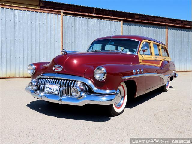 1952 Buick Estate Wagon (CC-1509542) for sale in Sonoma, California