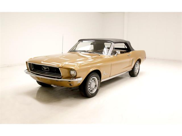 1968 Ford Mustang (CC-1509584) for sale in Morgantown, Pennsylvania