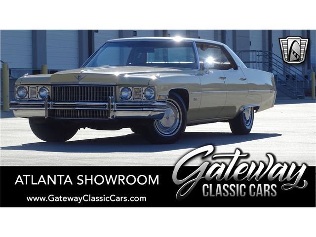 1973 Cadillac Calais (CC-1509585) for sale in O'Fallon, Illinois
