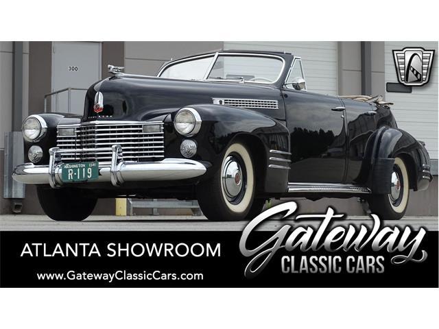 1941 Cadillac Series 62 (CC-1509612) for sale in O'Fallon, Illinois