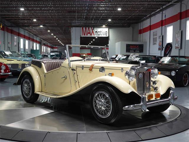 1986 MG TD (CC-1509613) for sale in Pittsburgh, Pennsylvania
