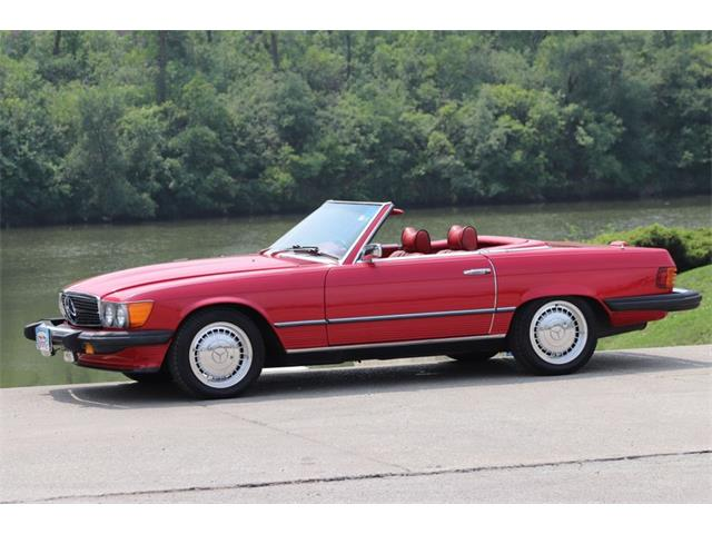 1975 Mercedes-Benz 450SL (CC-1509639) for sale in Alsip, Illinois