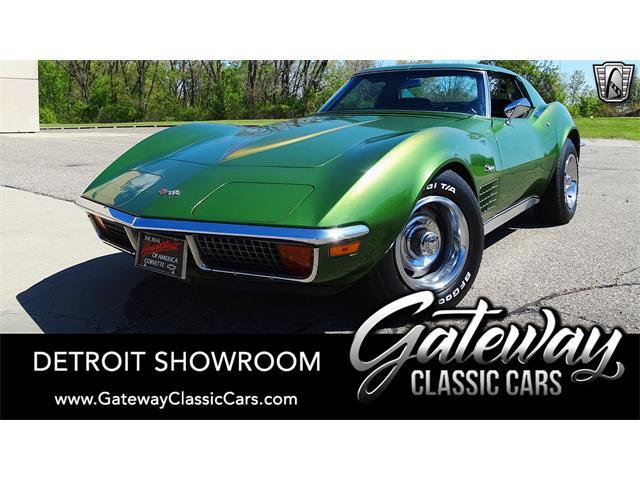 1972 Chevrolet Corvette (CC-1509654) for sale in O'Fallon, Illinois