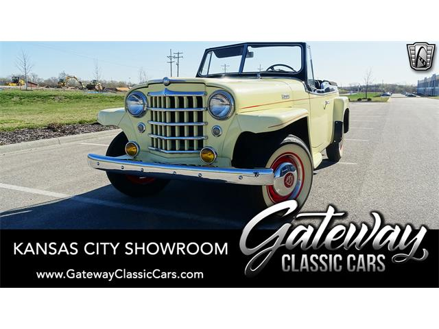 1950 Willys Jeepster (CC-1509706) for sale in O'Fallon, Illinois