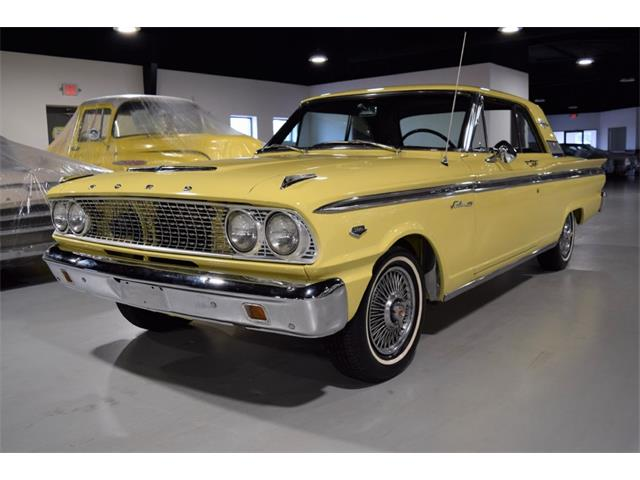 1963 Ford Fairlane (CC-1509761) for sale in Sioux City, Iowa