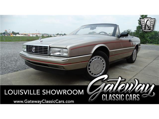 1992 Cadillac Allante (CC-1509764) for sale in O'Fallon, Illinois