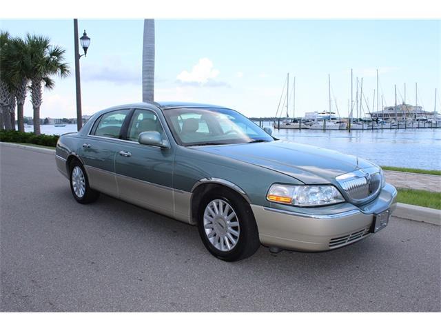 2005 Lincoln Town Car (CC-1509777) for sale in Palmetto, Florida