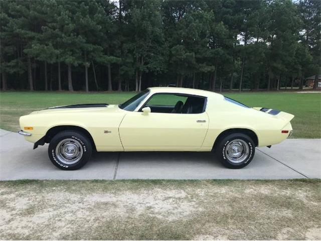 1971 Chevrolet Camaro (CC-1509789) for sale in Cadillac, Michigan