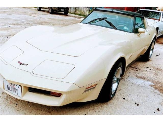1983 Chevrolet Corvette (CC-1509793) for sale in Cadillac, Michigan