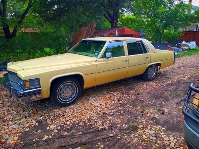 1979 Cadillac DeVille (CC-1509821) for sale in Cadillac, Michigan