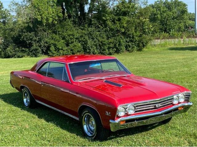 1967 Chevrolet Chevelle (CC-1509829) for sale in Cadillac, Michigan