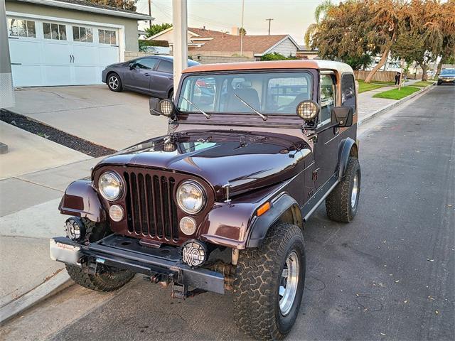 1986 Jeep CJ7 (CC-1509893) for sale in Huntington Beach, California