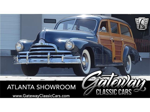 1947 Pontiac Wagon (CC-1509904) for sale in O'Fallon, Illinois