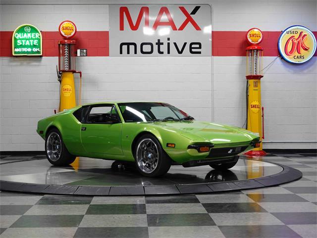 1972 De Tomaso Pantera (CC-1509921) for sale in Pittsburgh, Pennsylvania