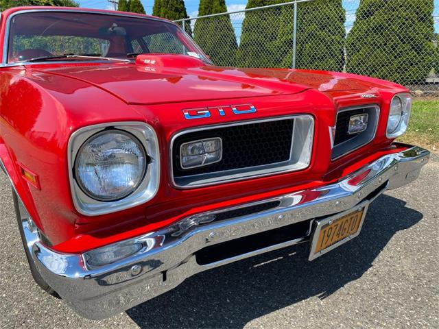 1974 Pontiac GTO (CC-1509946) for sale in Milford City, Connecticut