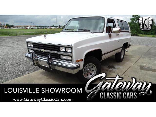 1990 Chevrolet Blazer (CC-1509977) for sale in O'Fallon, Illinois