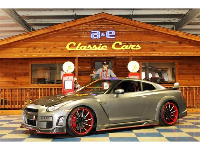 2014 Nissan GT-R (CC-1510100) for sale in New Braunfels , Texas
