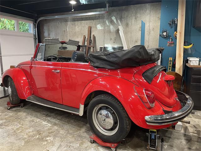 1972 Volkswagen Super Beetle (CC-1511003) for sale in REDMOND, Washington