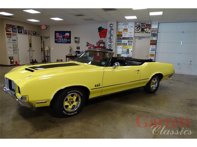 1972 Oldsmobile Cutlass Supreme (CC-1511004) for sale in Lewisville, TEXAS (TX)