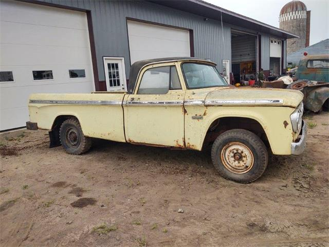 1968 Dodge 2500 (CC-1511010) for sale in Parkers Prairie, Minnesota