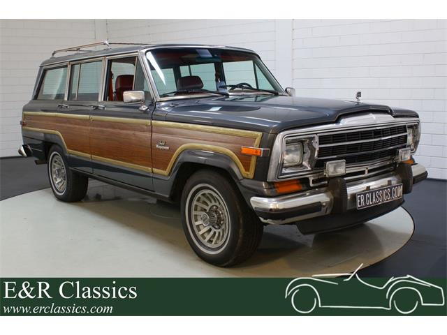 1986 Jeep Grand Wagoneer (CC-1511017) for sale in Waalwijk, [nl] Pays-Bas