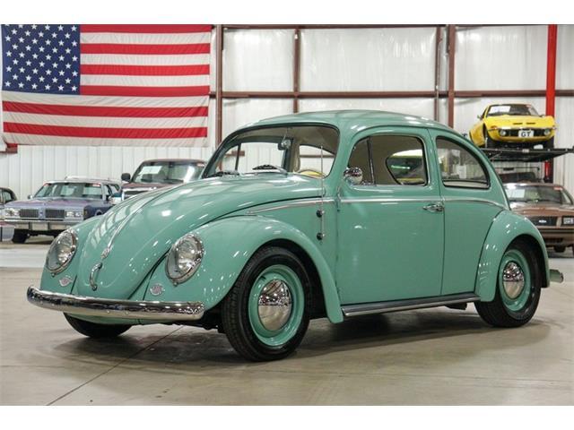 1962 Volkswagen Beetle (CC-1511020) for sale in Kentwood, Michigan