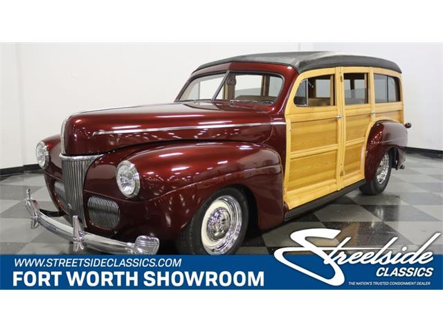 1941 Ford Super Deluxe (CC-1511023) for sale in Ft Worth, Texas