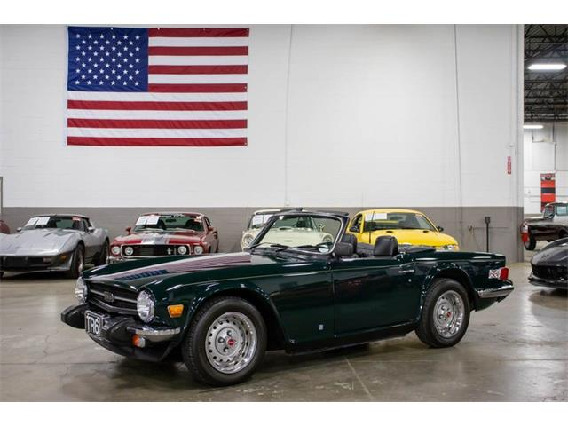 1975 Triumph TR6 (CC-1511024) for sale in Kentwood, Michigan