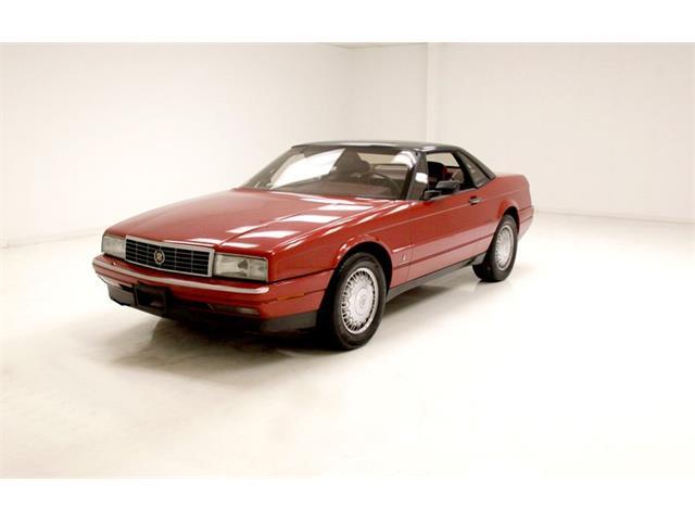 1987 Cadillac Allante (CC-1511026) for sale in Morgantown, Pennsylvania