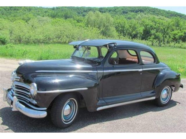 1948 Plymouth Special Deluxe (CC-1510103) for sale in Lake Villa, Illinois