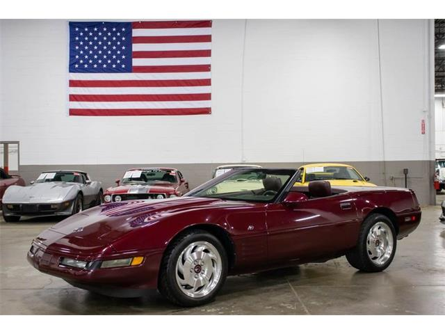 1993 Chevrolet Corvette (CC-1511031) for sale in Kentwood, Michigan