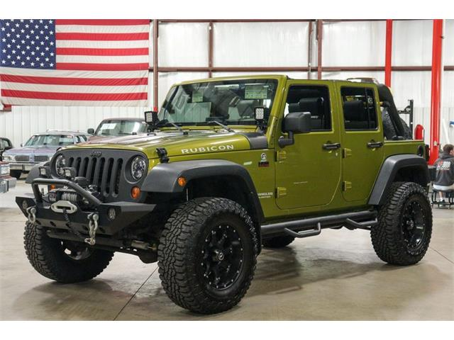 2008 Jeep Wrangler (CC-1511038) for sale in Kentwood, Michigan