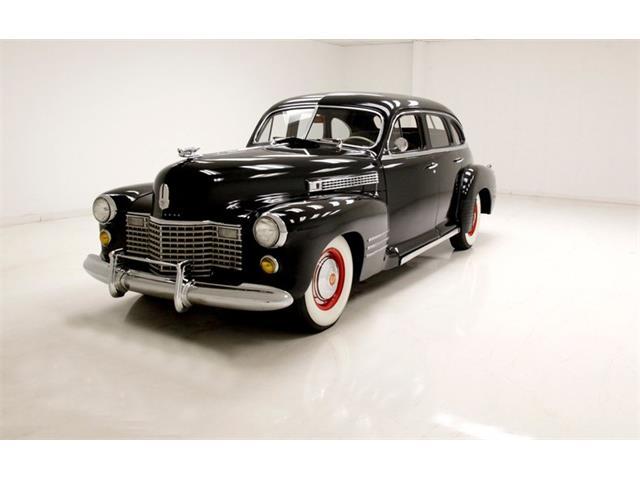 1941 Cadillac Series 63 (CC-1511043) for sale in Morgantown, Pennsylvania