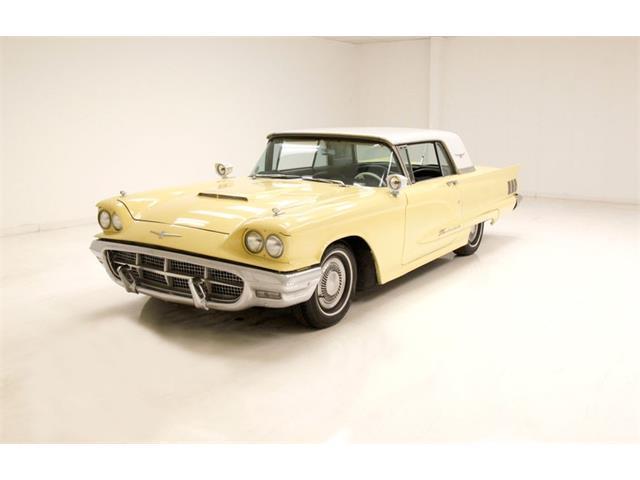 1960 Ford Thunderbird (CC-1511054) for sale in Morgantown, Pennsylvania