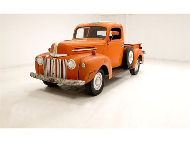 1946 Ford 1/2 Ton Pickup (CC-1511059) for sale in Morgantown, Pennsylvania