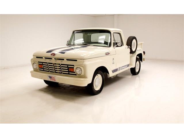 1963 Ford F100 (CC-1511064) for sale in Morgantown, Pennsylvania