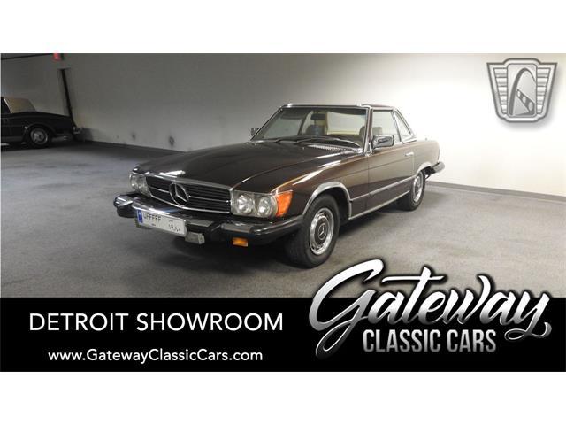 1980 Mercedes-Benz 450SL (CC-1511071) for sale in O'Fallon, Illinois