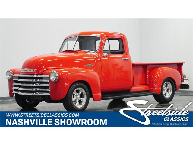 1953 Chevrolet 3100 (CC-1511077) for sale in Lavergne, Tennessee