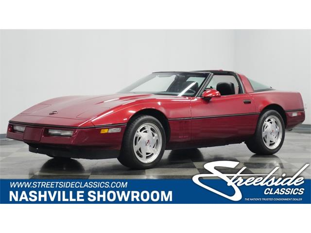 1989 Chevrolet Corvette (CC-1511084) for sale in Lavergne, Tennessee